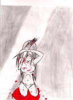 Left 4 Dead-Witch Fanart 2 by AyumuUrodachi