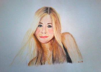 Jennifer Aniston by 999SunnyCat999
