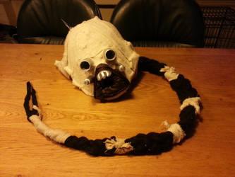 Finished Tusken Raider Helmet by Msyt
