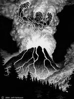 Lava Giant by faile35
