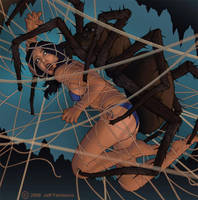 Arachnidack Peril by faile35