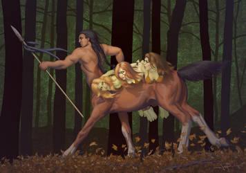 FvsM02-Centaurs3-Dryads0 by faile35