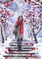 Snow White by JoaRosa