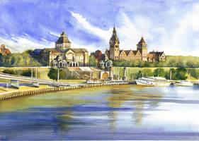 Szczecin by JoaRosa