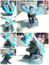 Commission: 3D Chad by Dragonwysper