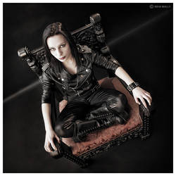DEVIL WOMAN by SaraGregorcic