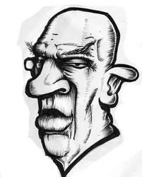 Random Sketch 07 by ommony