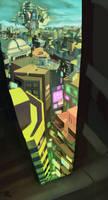 Cityscape by Benlo