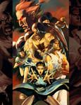 Street Fighter by Benlo