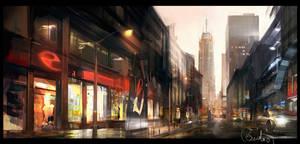 Cityscape2 by Benlo