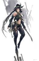 Tribe Nightguard Female by Benlo