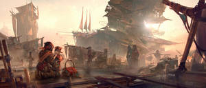 Tribe market by Benlo