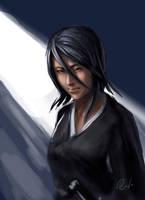Rukia by Benlo