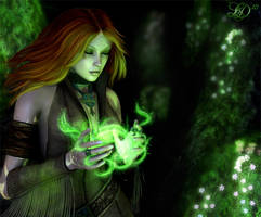 Ancestral Healing by LeAndraDawn