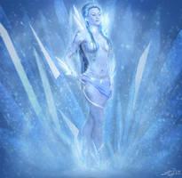 Frozen by LeAndraDawn