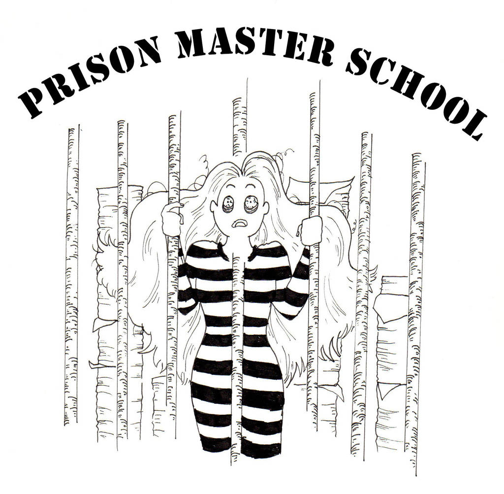 Prison Master School by CassandreLucas