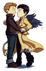 The Dance - Destiel by msloveless