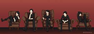 Arashi - Face Down by msloveless