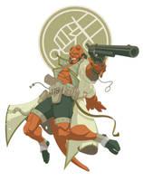 Hellboy 4 by paco850