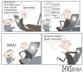 Kjell quality! by zeusbaba