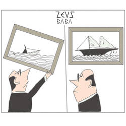 cartooning... fix the problem! by zeusbaba