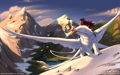 .:- Gryphon Valley -:. by dNiseb