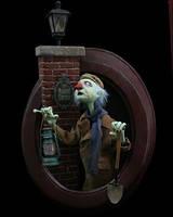 'Gravedigger' by Zombienose