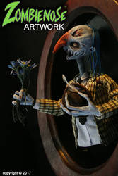 Shady Hawkins by Zombienose