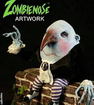 Mr. Koo Koo Kachoo by Zombienose by Zombienose