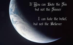 Sin/Sinner Belief/Believer by ModerneVampiressa
