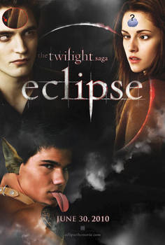 Eclipse poster parody by theneopetmaster
