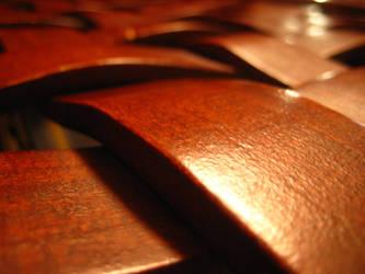 Woven Wood by Roxyielle