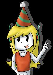 Curly Birthday by PyrgusM