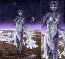 Niyati by gyrfalconthegray