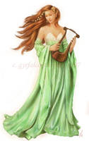 Tuliene of Ceylesa by gyrfalconthegray