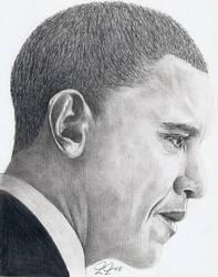 Barack Obama by meh31488