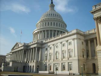 U.S. Capital Building by meh31488
