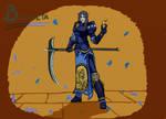 Bionndeta, Tymora Cleric by Haladring1ST