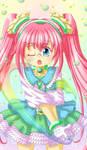 Magical Girl Twelve by nightmaresky