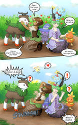 HL: Little Nibbles Petting Zoo by nightmaresky