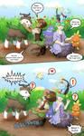HL: Little Nibbles Petting Zoo by nightmaresky