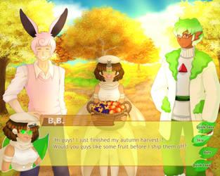 HL: Fall Harvest PART (2/2) by nightmaresky