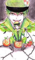 Flippy Halloween by Esha-R
