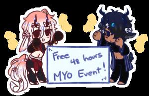 Archanes MYO event- Closed by AkumaFox