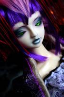 High Priestess by VelvetTiger