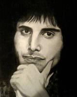 Freddie Mercury by omppu