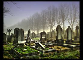 Mourning Has Broken by dogmadic