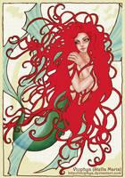 Little Mermaid by vtophya