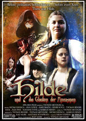 Hilde and the Bells of the Amazons by erlkoenig