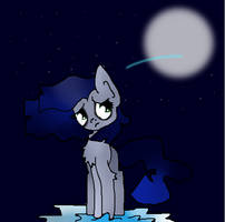 A Lonely Night by ArcticsPersonal